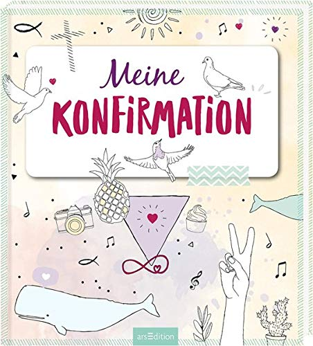 Meine Konfirmation: Konfirmationsalbum