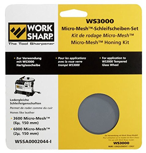 WORKSHARP Micro Mesh Home Set (3000 Work Sharp)