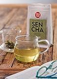 Bio-Sencha-Grntee-fr-108-Tassen-lose-Bltter-Grner-Tee-von-Tea-108