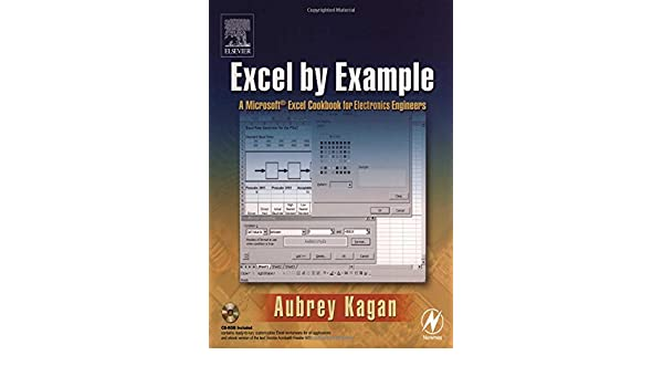 Excel Example A Microsoft Excel Cookbook for Electronics Engineers
