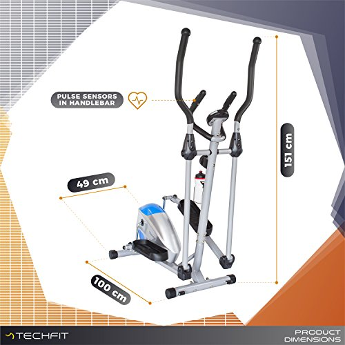 Zoom IMG-3 techfit optimuscity cross trainer cyclette