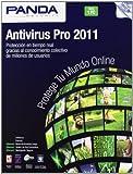 Panda Antivirus pro 2011 1l
