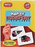 #10: Krazy Transports Flash Cards