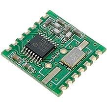 RFM12B-433S2P Module RF FM transceiver FSK 433.92MHz SPI -105dBm 5dBm
