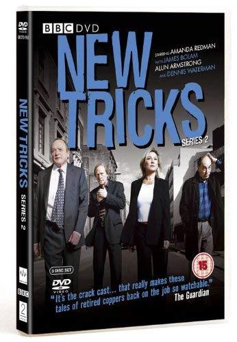 New Tricks - Series 2 [3 DVDs] [UK Import] (Tricks 3 New Season)