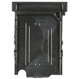 Original HTC Desire 820 Sim Karten Card Halter Schlitten Tray Holder in Schwarz