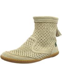 El Naturalista N262 Lux Suede Piedra / El Viajero, Desert boots femme