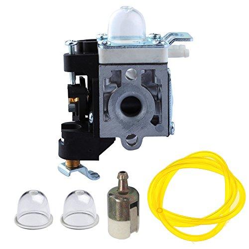 HIPA RB-K90 Carburateur et Pompe d'Amorçage Filtre Durite Essence pour Souffleur ECHO ES-255 PB-251 PB-255 PB-255LN A021001591