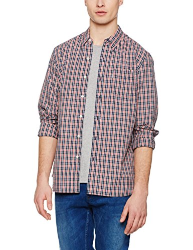 Levi's Herren Freizeithemd Sunset 1 Pocket Regulat Fit Mehrfarbig (Harmo. Dress Blues 286)