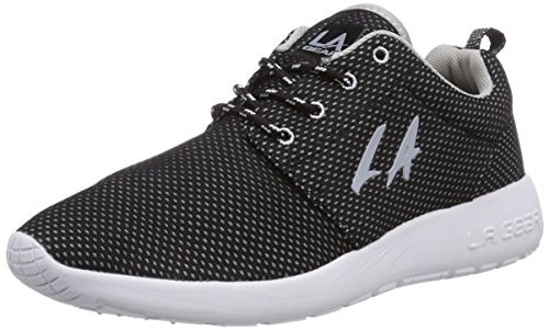 la-gear-sunrise-baskets-mode-homme-noir-black-lt-grey-40-eu