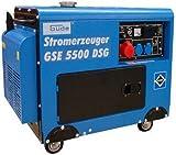 Güde GSE 5500DSG Stromerzeuger