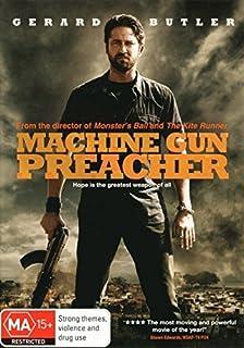 GERARD BUTLER - Machine Gun Preacher (1 DVD)
