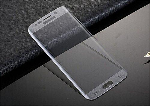 Schutzglas Folie für Samsung Galaxy S7 Edge SM-G935F 5.5 Display Schutz 9H Schutzglas Smartphone (Transparent) NEU