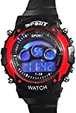 Fonce Digital Black Dial Boys Watch-503