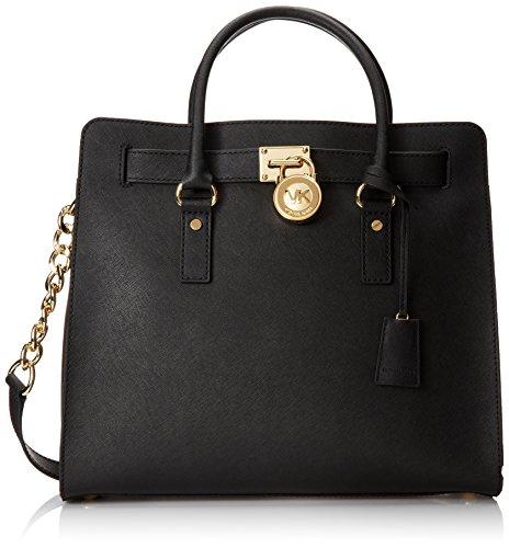 Michael Kors Hamilton Large Saffiano Leather Tote, Sac à main pour femme...