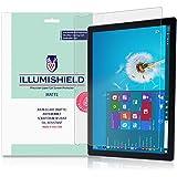 iLLumiShield - Surface Pro 4 Screen Protector (Surface Pro 2017) / Anti-Glare (Matte) HD Clear Film / Anti-Bubble & Anti-Fingerprint / Japanese Invisible Shield