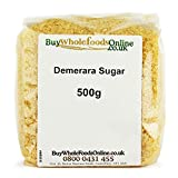 Demerara Sugar 500g (Buy Whole Foods Online Ltd)