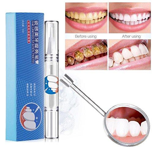 c56050572c66 Kinbelle - Bolígrafo de gel para blanqueamiento de dientes