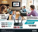 D-Link DIR-816 Wireless AC750 Dual Band Router (Not a Modem)