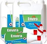 ENVIRA Hausstaubmilben-Frei 2x5Ltr + 2x500ml