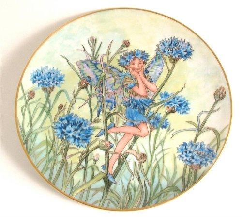 Heinrich Villeroy & Boch Flower Fairies Collection la fata fiordaliso CP1