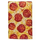 Peperoni-Pizza aller Sport-Handtuch