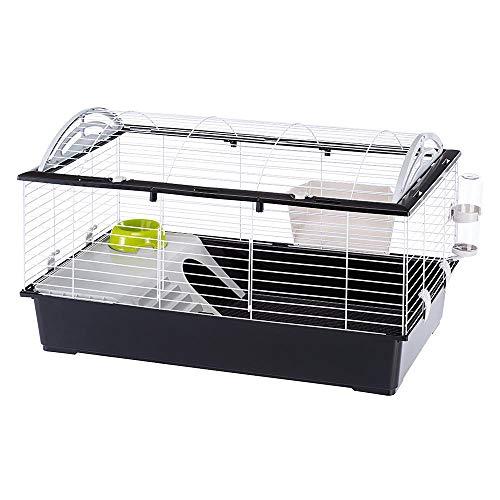 Ferplast Jaula para Conejos Casita 100