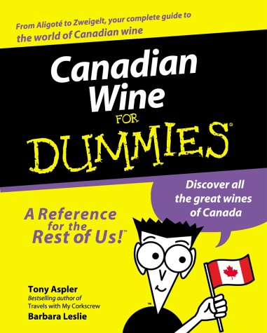 Canadian Wine for Dummies