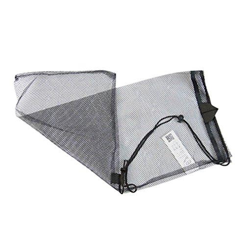 Manalada® Quick Dry Mesh Bag Tauchausrüstung Kordelzug Aufbewahrungsnetz