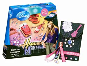 Totum 175020 - Disfraz de Disney Hannah Montana para niña (5 años)