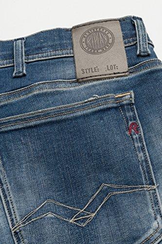 Replay Jondrill - Jeans - Skinny - Homme Bleu (Blue Denim 9)