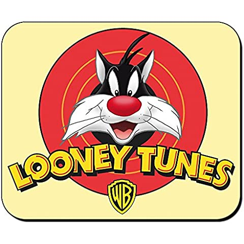 Silvestre Sylvester Looney Tunes Tappetino Per Mouse Mousepad PC
