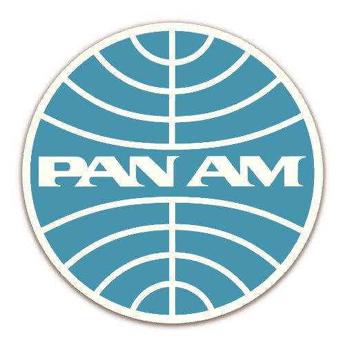 Magnet Pan Am Logo - Kühlschrankmagnet - Lizenziertes Originaldesign - LOGOSHIRT
