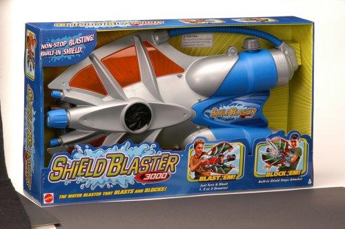 B9698 - Mattel - Shield Blaster 3000
