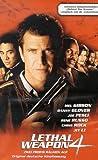 Lethal Weapon 4 - Zwei Profis räumen auf [VHS]