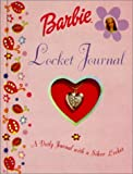 Barbie Locket Journal: A Daily Journal With a Silver Locket