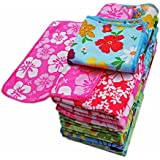 Very Soft Cotton Face Towels (Multicolour, 10x10-inch) - Set of 10