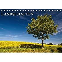Landschaften (Tischkalender 2017 DIN A5 quer): Fotos von Landschaften. (Monatskalender, 14 Seiten ) (CALVENDO Natur)