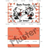 Sheepworld, Pocketcard Nr. 30, Beste Freunde   für immer!
