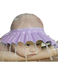 FEITONG Champú segura Ducha Baños Bañera Proteger Suave Gorra Sombrero por Bebé Niños niños