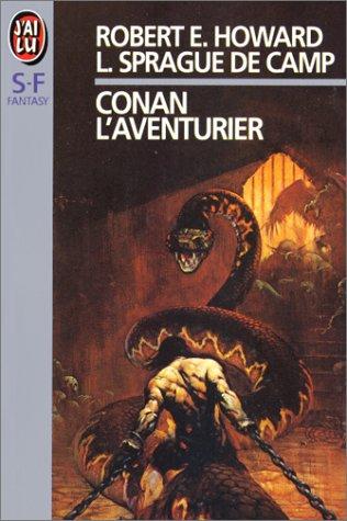 Conan, Tome 5 : Conan l'aventurier
