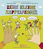 Gedichte für kleine Wichte: Zehn kleine Zappelfinger ...: Reime, Lieder, Fingerspiele