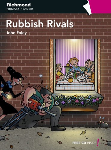 RPR LEVEL 6 RUBBISH RIVALS (Richmond Primary Readers) - 9788466810494 por John Foley