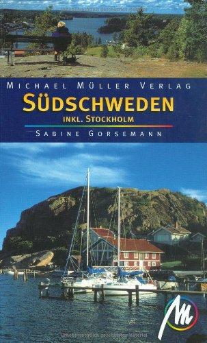 Südschweden & Stockholm: Reisehandbuch mit vielen praktischen Tipps: Alle Infos bei Amazon