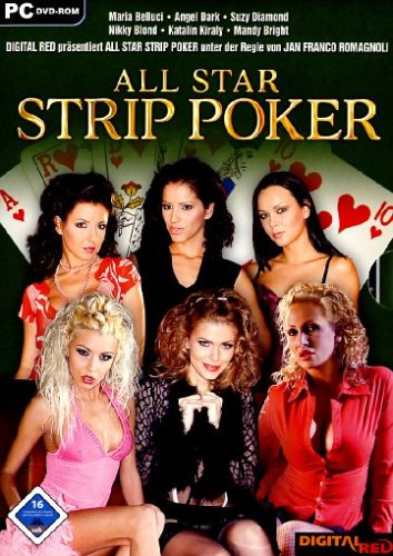 All Star Strip Poker (DVD-ROM)