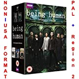 Being Human - Complete Series 1-5 Collection [NON-U.S.A. FORMAT: PAL + REGION 2 + U.K. IMPORT] (Original Uncut British Version) (Season 1+2+3+4+5) by NON-U.S.A. FORMAT: PAL + Region 2 + U.K. Import
