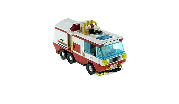 1 X Lego System Set Modell Nr 6440 Jetport Fire Squad Flughafen
