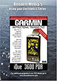 GARMIN IQUE 3600 PDA GPS INSTRUCTION GUIDE