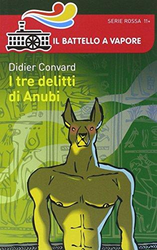 I tre delitti di Anubi