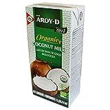 BIO Super Angebot! Aroy D Kokosnussmilch NUR zum Kochen!! 12x1Liter BIO Organic
